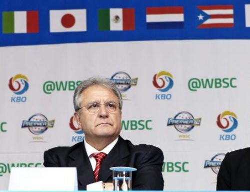 WBSC President Riccardo Fraccari: 2016 a 'historic' year for baseball and softball