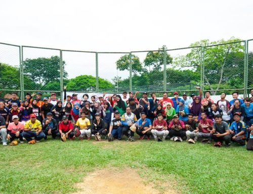 Klinik Kejurulatihan Sofbol ASEAN (SCA Coaching Clinic) 2018