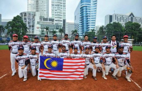 Kejohanan Sofbol Asia Lelaki Ke-10 (10th Asian Men Softball Championship) 23-28 April 2018, Jakarta Indonesia