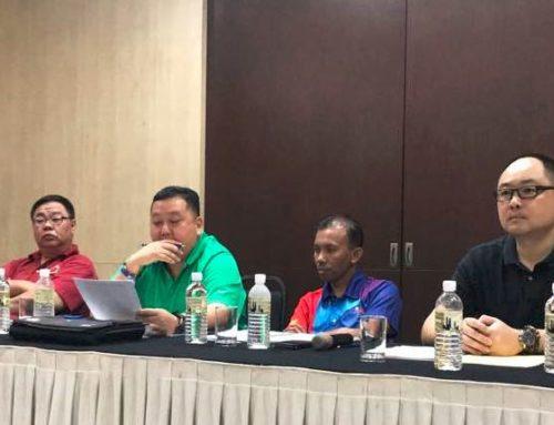 30th SAM Annual General Meeting 2018 (30th Mesyuarat Agung Tahunan PSM 2018), Date: 21 April 2018, Venue: Olympic Sports Hotel, Kuala Lumpur, Malaysia