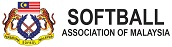 Softball Association Of Malaysia Logo