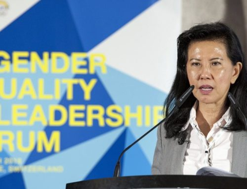 WBSC Secretary General on Forbes' first-ever list of Most Powerful Women in International Sports